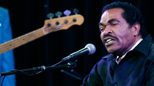 Bobby Rush an den «Mississippi Arts Awards» im Februar 2013.