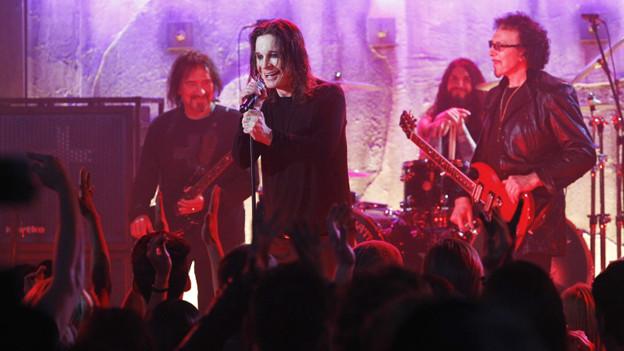 Black Sabbath haben ihr Handwerk auch nach 18 Jahren Pause nicht verlernt.