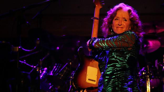 Bonnie Raitt - zeitloser Favorit unserer Blues Special-Redaktion.