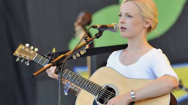 Folk oder Blues? Laura Marlings Musik ist ein bisschen beides.
