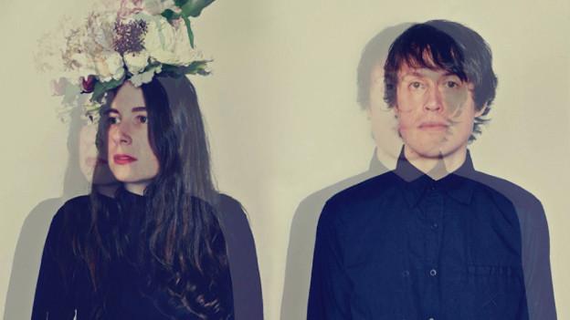 Amber Webber und Josh Wells - Teil der Psychedelic Rock-Band Black Mountain - entdecken mit ihrem Nebenprojekt Lightning Dust neue Klanglandschaften.
