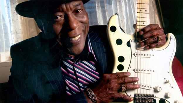 Blues-König Buddy Guy