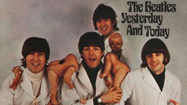 Das sogenannte «Butcher Cover» wurde nicht wegen der Musik, sondern nur wegen dem Umschlag verboten.