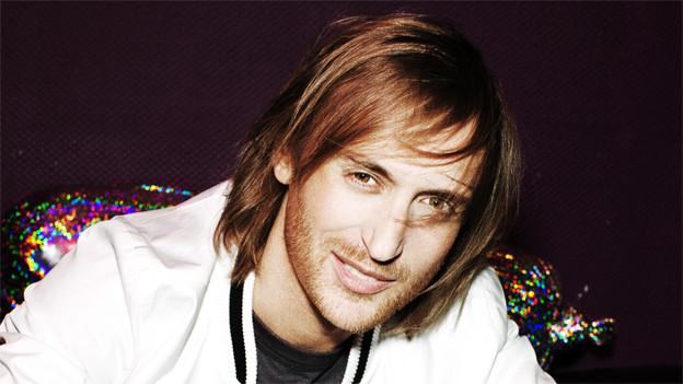 Star DJ David Guetta