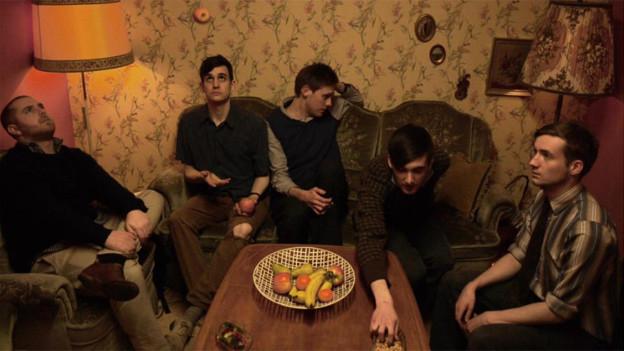 Wurden im Jahr 2012 von BBC zur Band des Jahres gewählt: Spring Offensive.