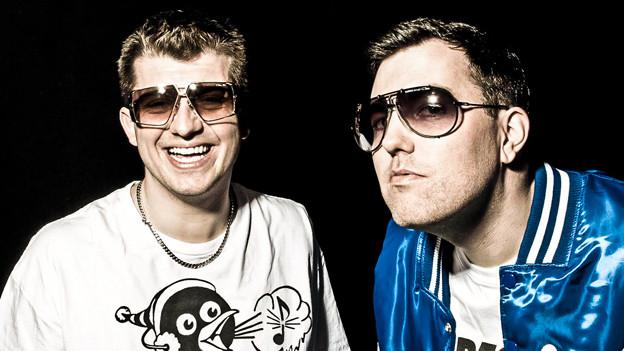 Werden heute so richtig einheizen: DJ Ilarius und DJ Pesa.