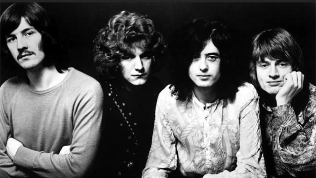 Led Zeppelin: 1968 gegründet, gehört sie mit 300 Millionen verkauften Alben zu den erfolgreichsten Bands überhaupt.