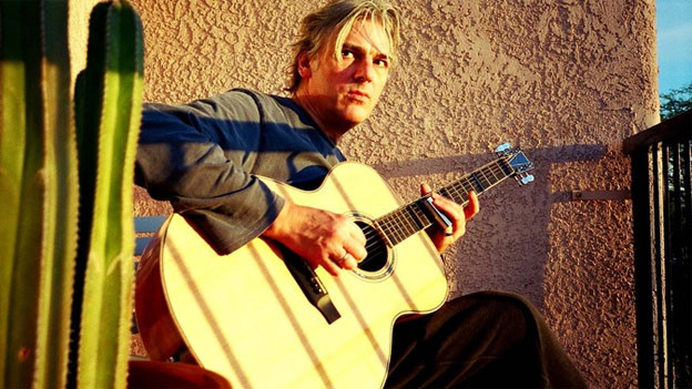 Aktuell mit seinem 20. Studioalbum «The Man Upstairs»: Robyn Hitchcock