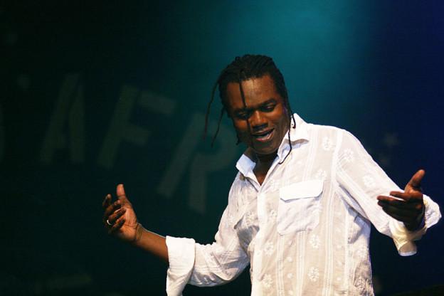Musiker Ricardo Lemvo: eine furiose Fusion von Kongo und Kuba.