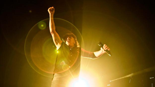AC/DC veröffentlichen das erste Album ohne Malcolm Young
