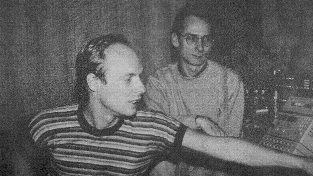 Brian Eno und Jon Hassell