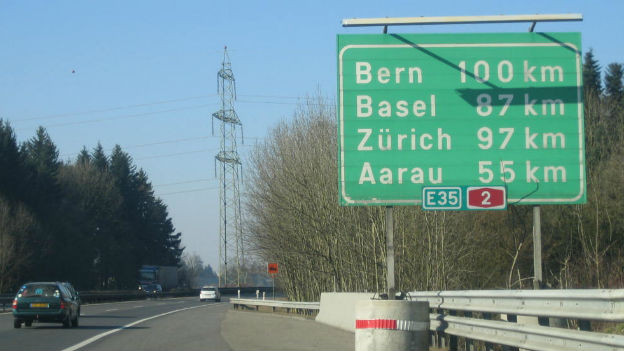 Auf der Autobahn läuft nicht immer alles nach Plan