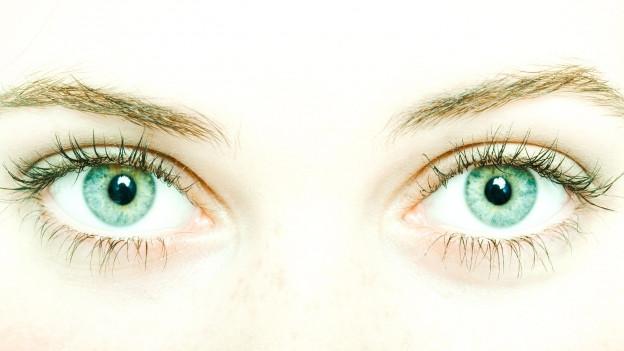 Ein Augenpaar