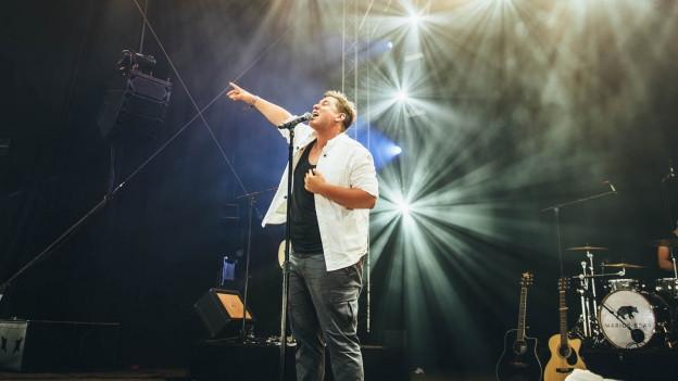 Marius Bear «Not Loud Enough»: Von uns aus gerne noch lauter!