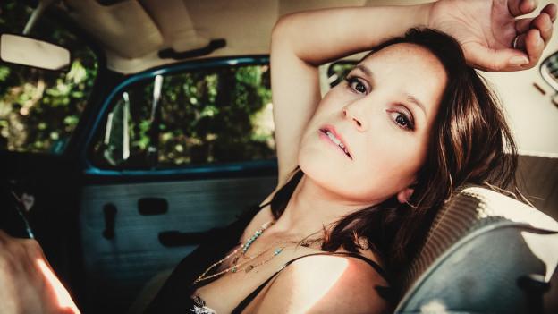 Morgen Freitag erscheint Caroline Chevins viertes Studioalbum «Enjoy the Ride»