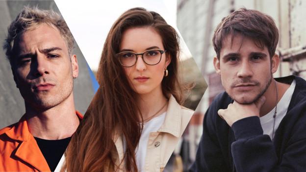 Sam Himself, Veronica Fusaro, Damian Lynn: Unsere «Best Talents» bald gemeinsam auf der Bühne