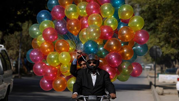 Heliumballon