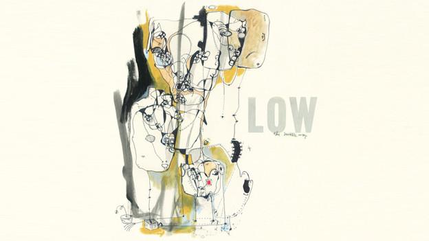 Das kunstvolle Albumcover von Low.
