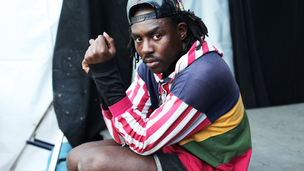 Dev Hynes ist Blood Orange.