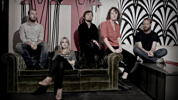 Die englische Indie-Rock Band Lanterns on the Lake hat sich 2007 gegründet.