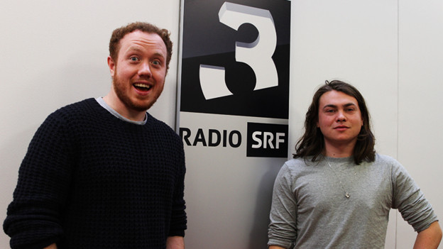 Bombay Bicycle Club im SRF 3 Studio