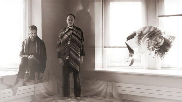 Die kanadische Folk-Band Timber Timbre