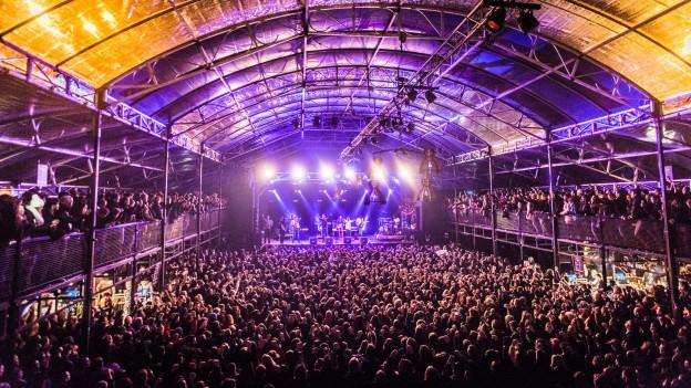 Am Eurosonic-Festival treffen sich Musikkenner.
