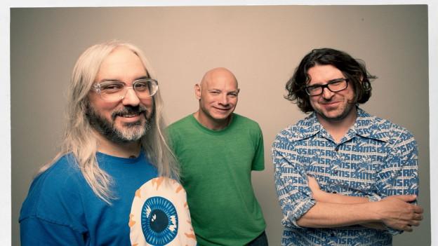 J Mascis, Murph, Lou Barlow
