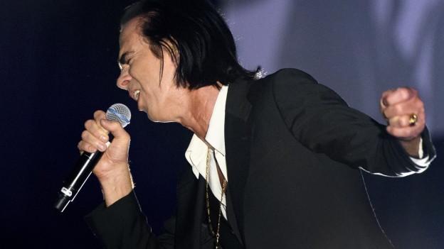 Singt sich auf «Ghosteen» den Kummer von der Seele: Nick Cave