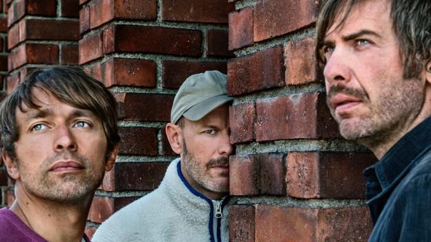 Peter, John and Bjorn