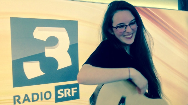 SRF 3 Best Talent des Monats Mai: Veronica Fusaro