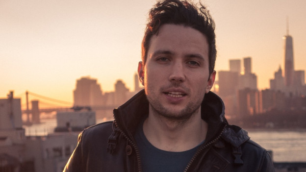 War im Juni 2015 SRF 3 Best Talent: Singler/Songwriter Levin aus Rapperswil