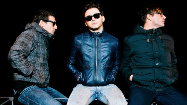Das Genfer Trio Take Me Home