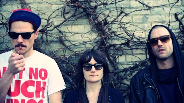 Das Zürcher Indie-Electro-Trio Lapcat
