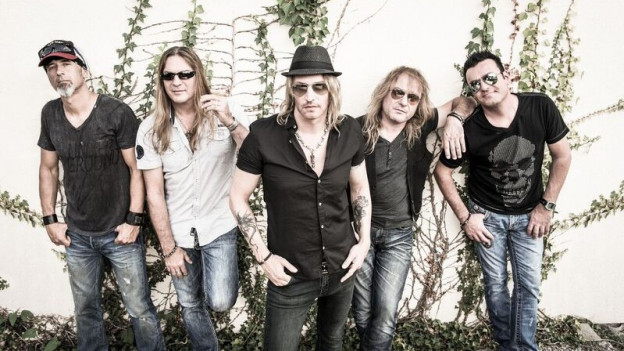 Zurück mit neuer Single und Album: Die Rock-Urgesteine Gotthard