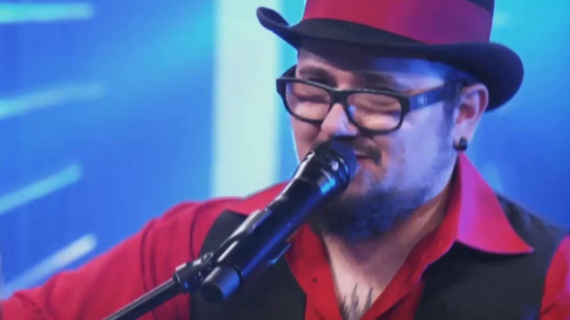Marc Amacher steht im Finale von «The Voice of Germany»