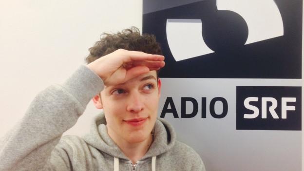 Der erst 17-jährige Nemo ist für den Swiss Music Award in der Kategorie «Best Talent» nominiert