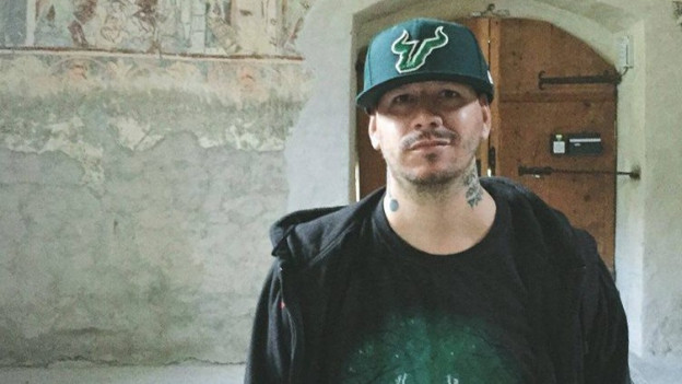 Rapper Gimma veröffentlichte am 5. März sein neues Album «Über Leba und Sterba Vol. 1»