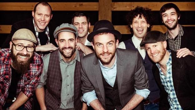 Die Berner Band Troubas Kater veröffentlicht am 7. April 2017 ihr zweites Album «Aber morn...»