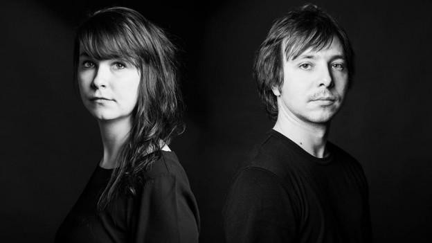 Lukas von Büren und Kathrin Furian sind das Zürcher Duo LUKKA
