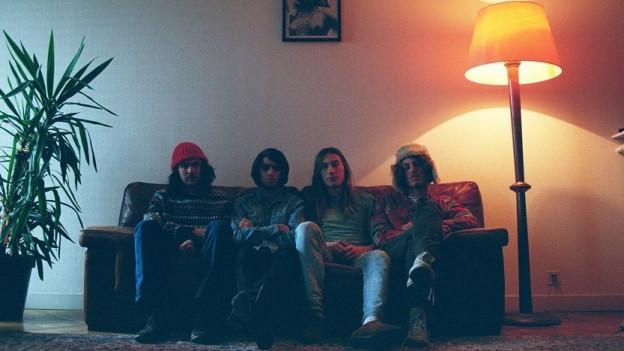 Als Maturaarbeit gegründet, aus Spass weitergemacht: Die Genfer Band Magic & Naked