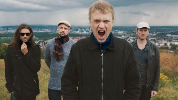Aus dem Solo-Projekt von David Blum ist nun eine ganze Band geworden: Don't Kill The Beast