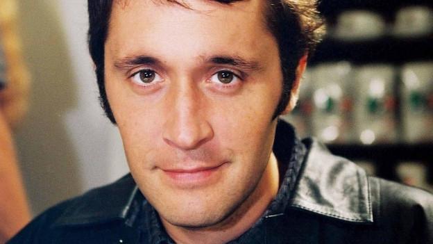 Martin Schenkel starb 2003 mit nur 34 Jahren an den Folgen eines Gehirntumors
