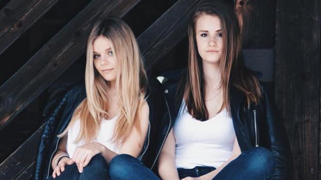 Pull n Way sind Mylène Schuler und Jana Decorvet