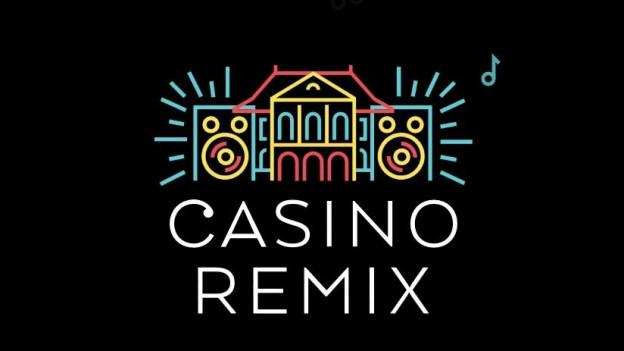 Mit dem Casino Remix lassen sich ganze Songs zusammenwürfeln