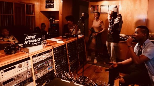 Studiosession