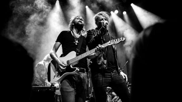 The Souls spielen am Samstag, 8. September, ihren Tourabschluss am Kander Kultur Festival in Frutigen