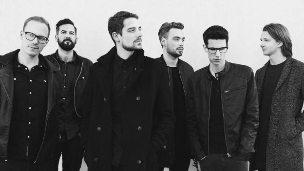 Mit der neuen Single «Raise Our Flags» beendet die Luzerner Band Rival Kings (vorerst) ihre Auszeit