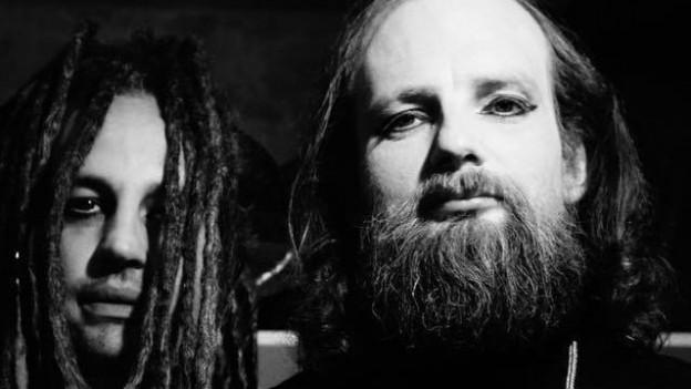 Lord Kesseli & The Drums: Dominik Kesseli und Michael Gallusser spielen bei Stahlberger Gitarre und Schlagzeug und veröffentlichen nun ihr zweites Solo-Album