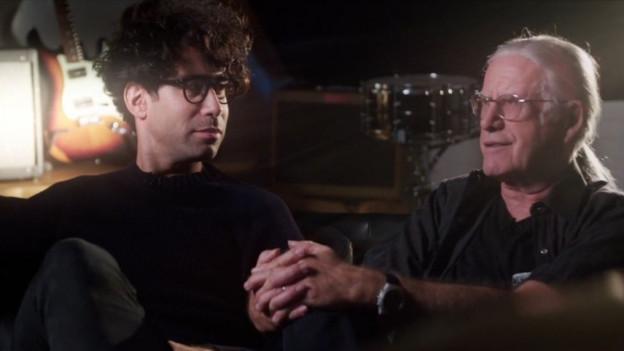 Toni Vescoli und Noah Veraguth haben für die SRF-Sendung «Songmates» den Song «Day By Day» geschrieben